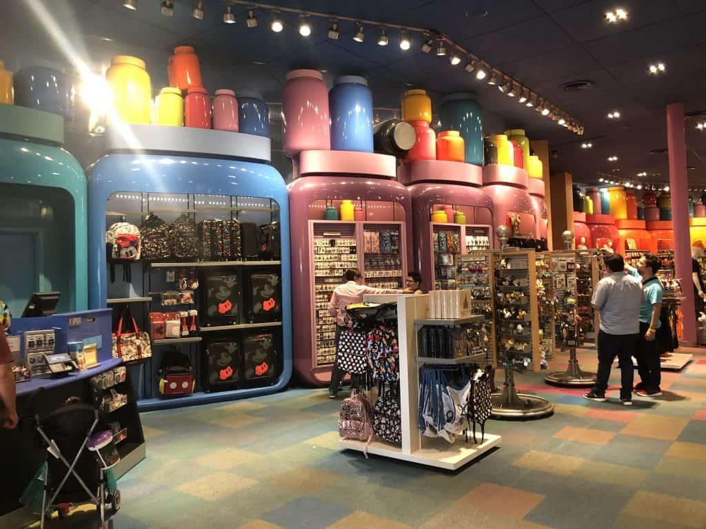 Disney's Art of Animation resort gift shop