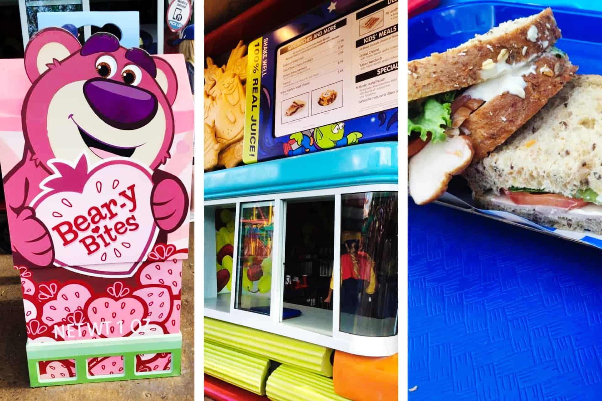 Honest Disney's Woody's Lunchbox Quick Service Review (2021) via @allamericanatlas