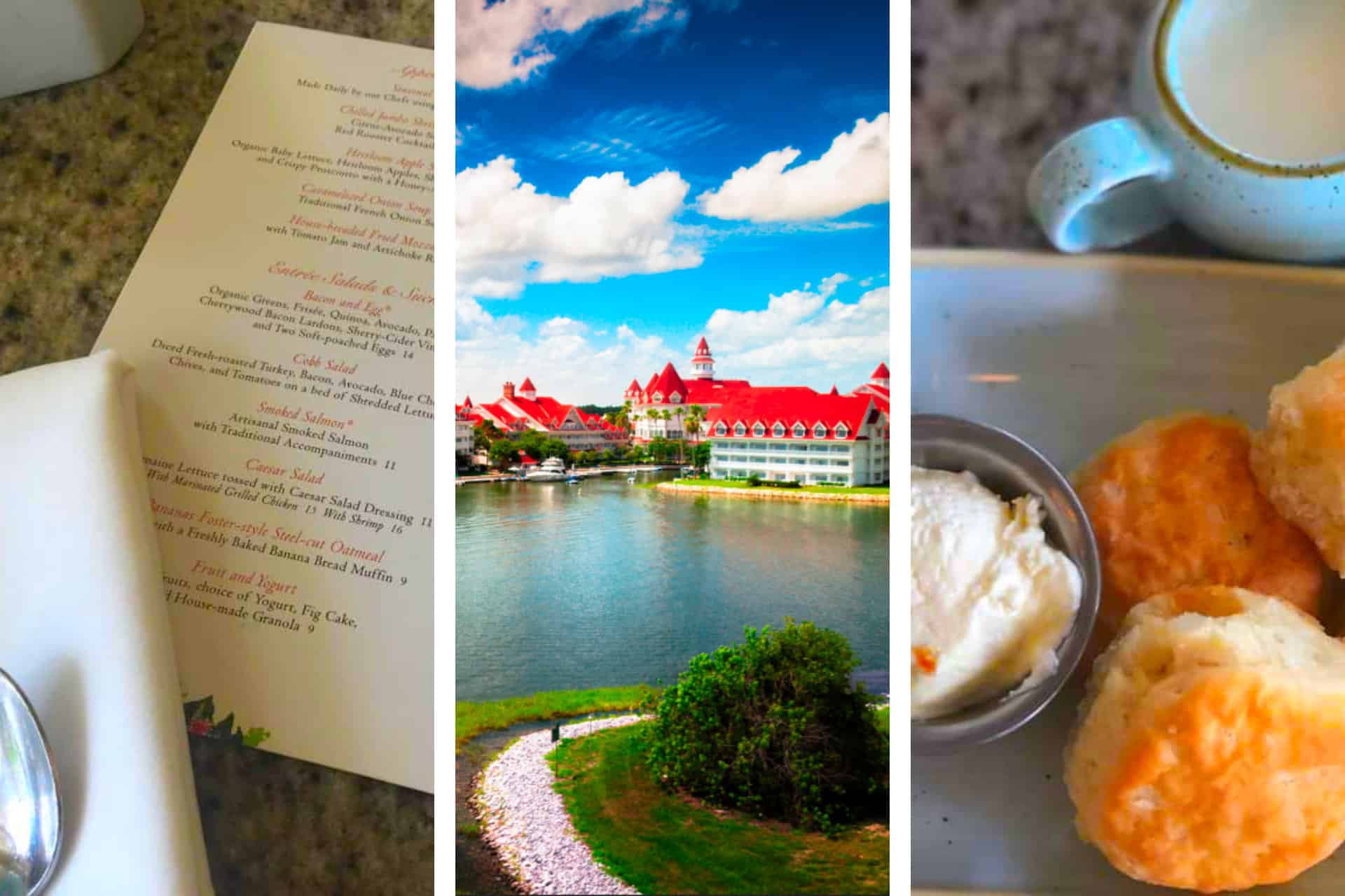 2021 Disney's Grand Floridian Cafe Breakfast Review (+ Photos!) via @allamericanatlas