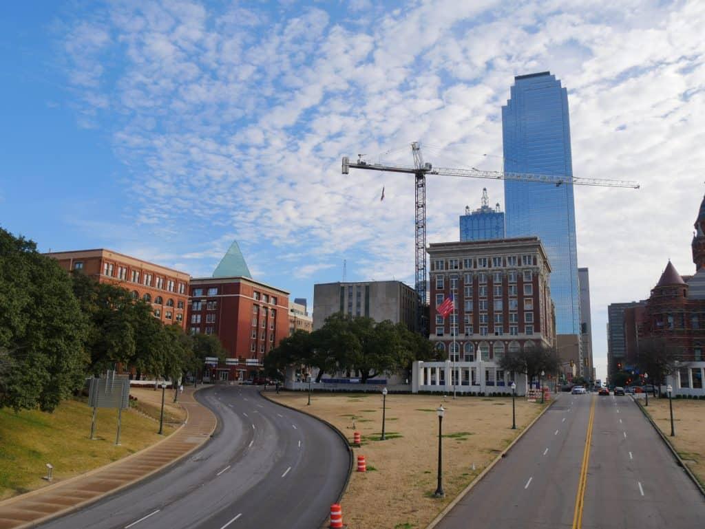 Dealey Plaza Dallas, Texas