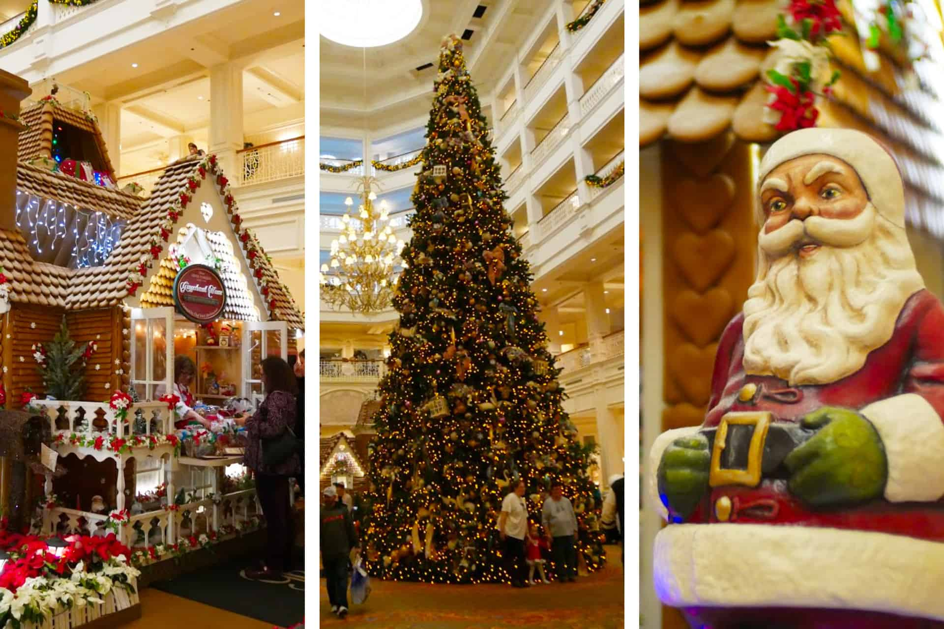 Festive Things to Do at the Grand Floridian at Christmas (2021) via @allamericanatlas