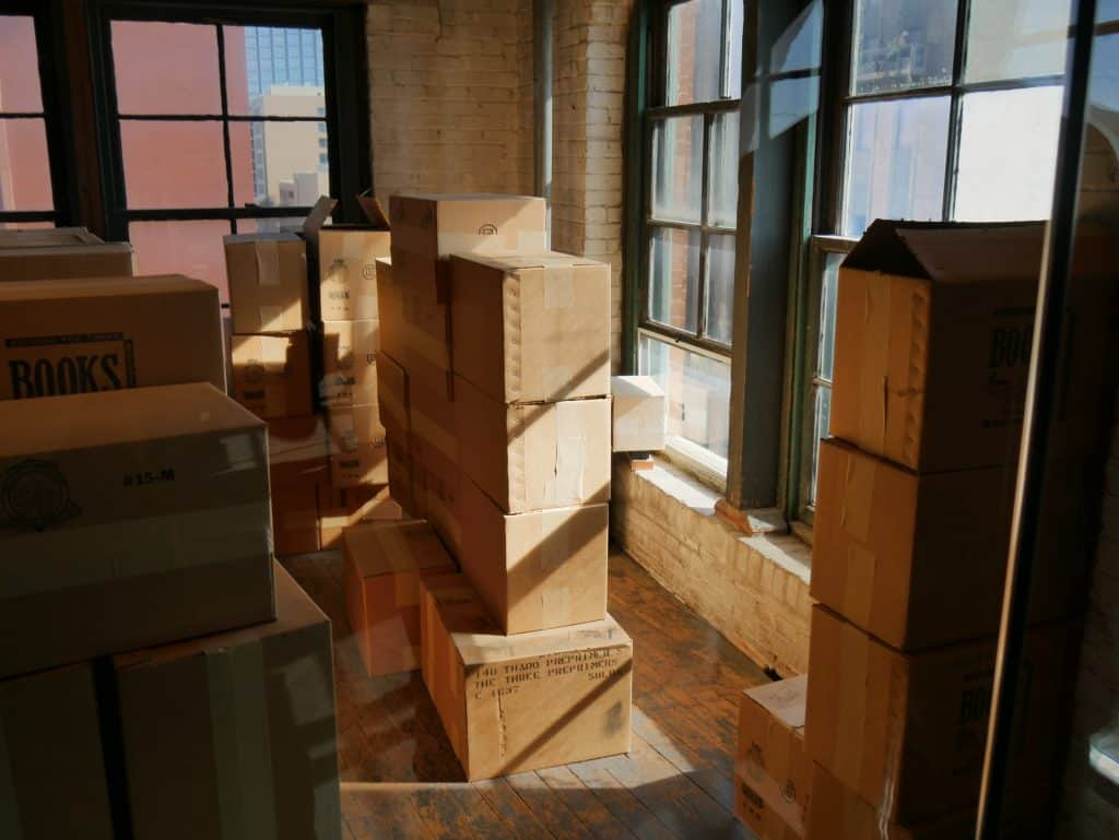 Reconstruction of sixth floor window Lee Harvey Oswald JFK Museum Dallas, Texas
