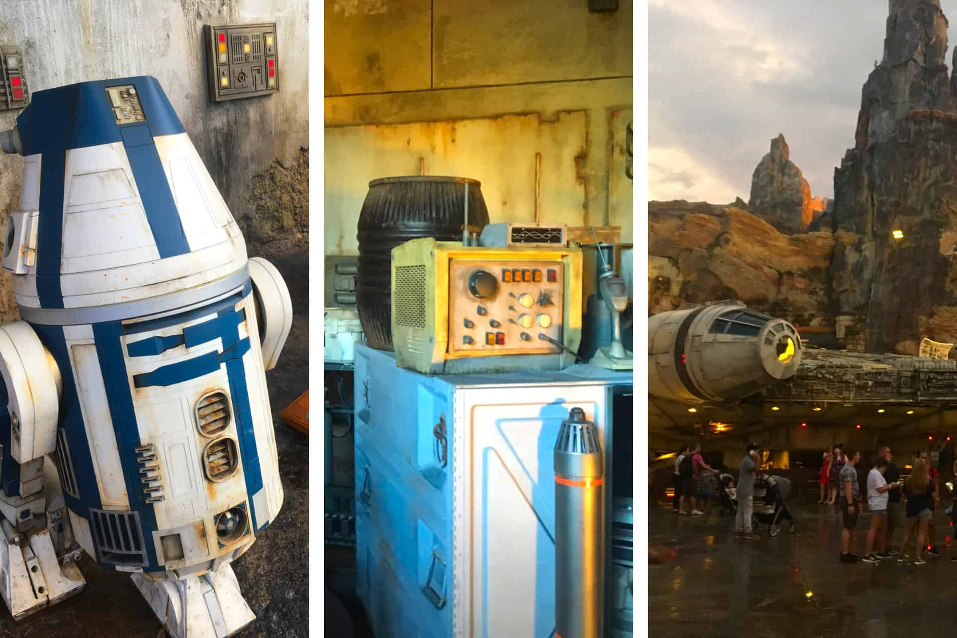 The Ultimate Guide to Disney World's Galaxy's Edge at Hollywood Studios (2021) via @allamericanatlas