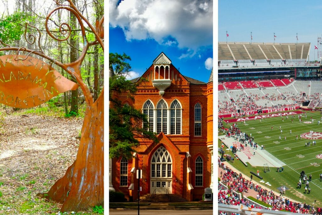 Things to Do in Tuscaloosa Alabama