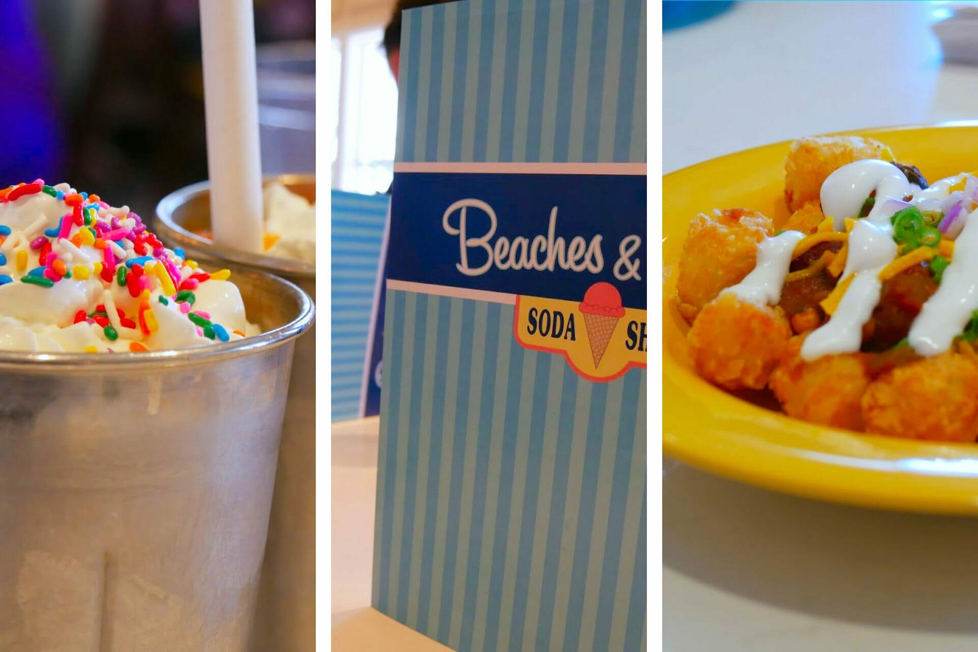 2021 Beaches and Cream Review: the Best Restaurant at Disney's Beach Club? via @allamericanatlas