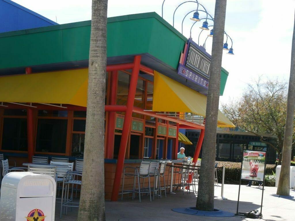 All Star Movies resort bar