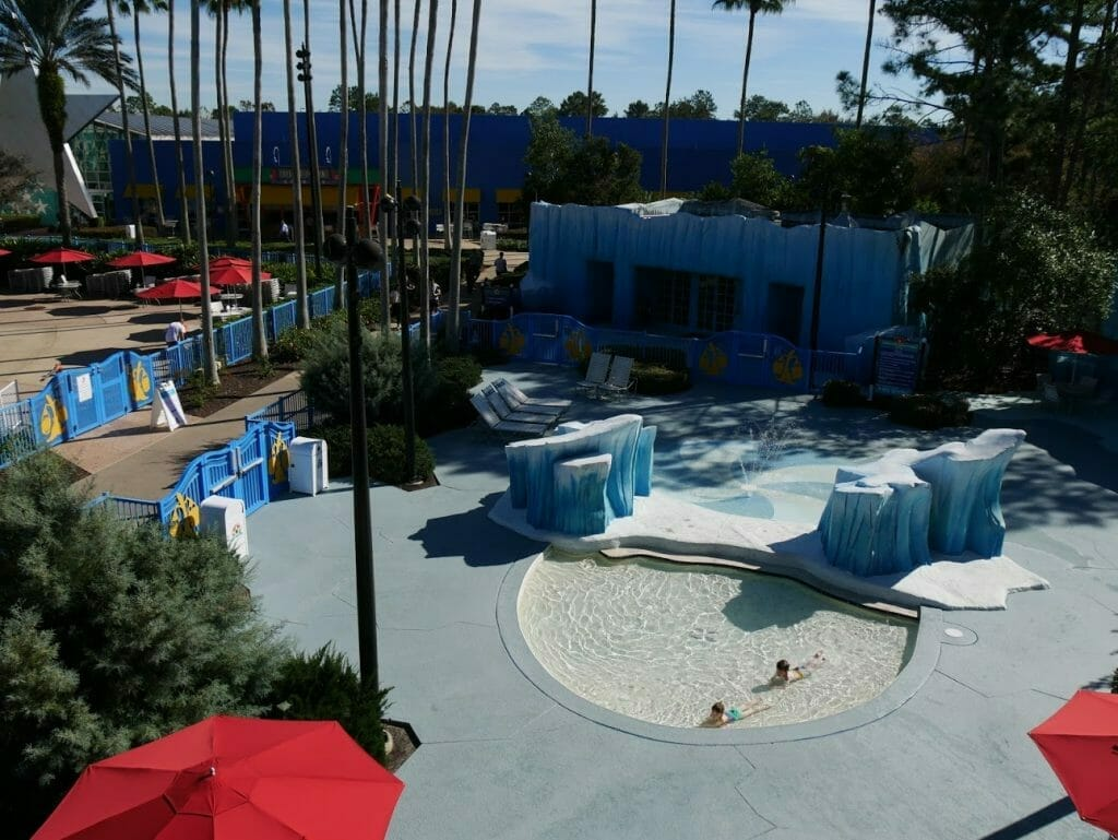 Disney All-Star Movies pool review