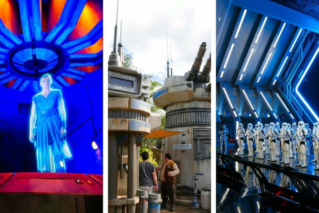 How to Ride Rise of the Resistance at Disney's Hollywood Studios