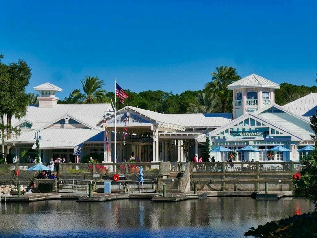 How to get upgraded at Disney world resort Old Key West entrace