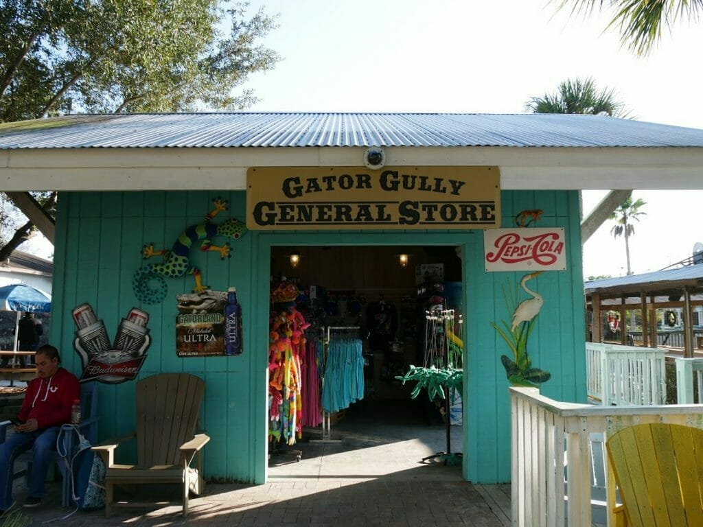 Gator Gully General Store