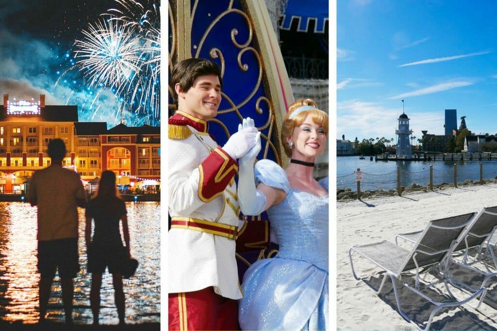 Romantic Disney World Date Ideas