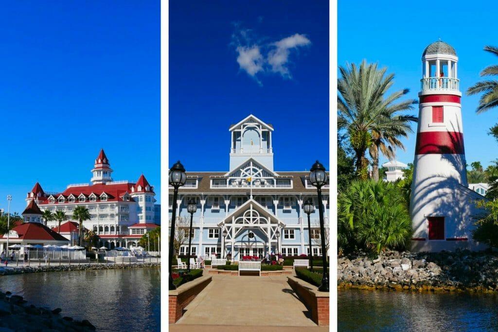 The Best Disney Deluxe Resorts