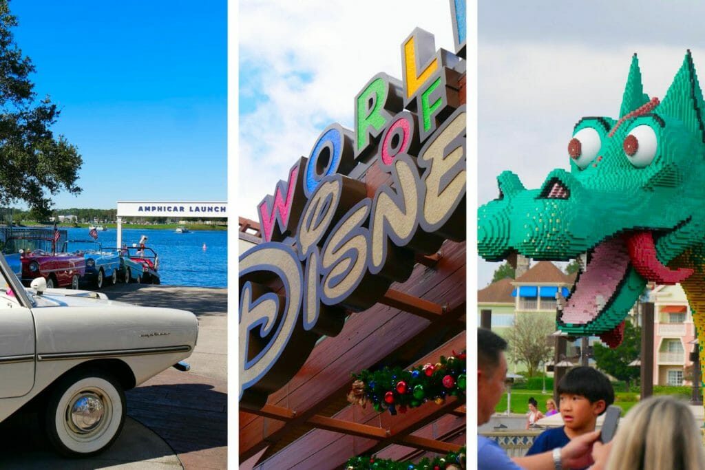 Things to Do in Disney Springs at Disney World