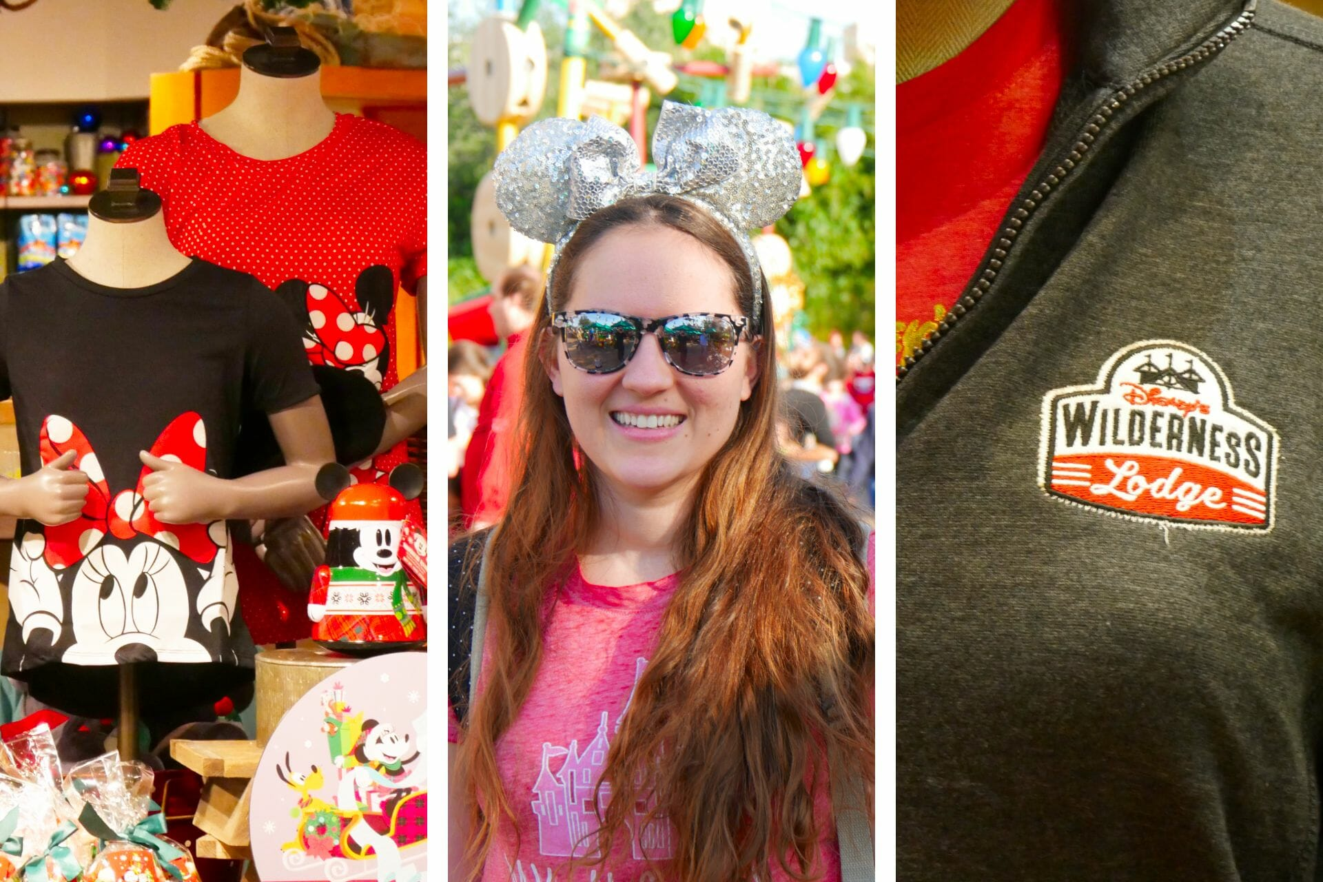 (Exactly) What to Wear to Disney World for Every Month: The Ultimate Disney Packing Guide via @allamericanatlas