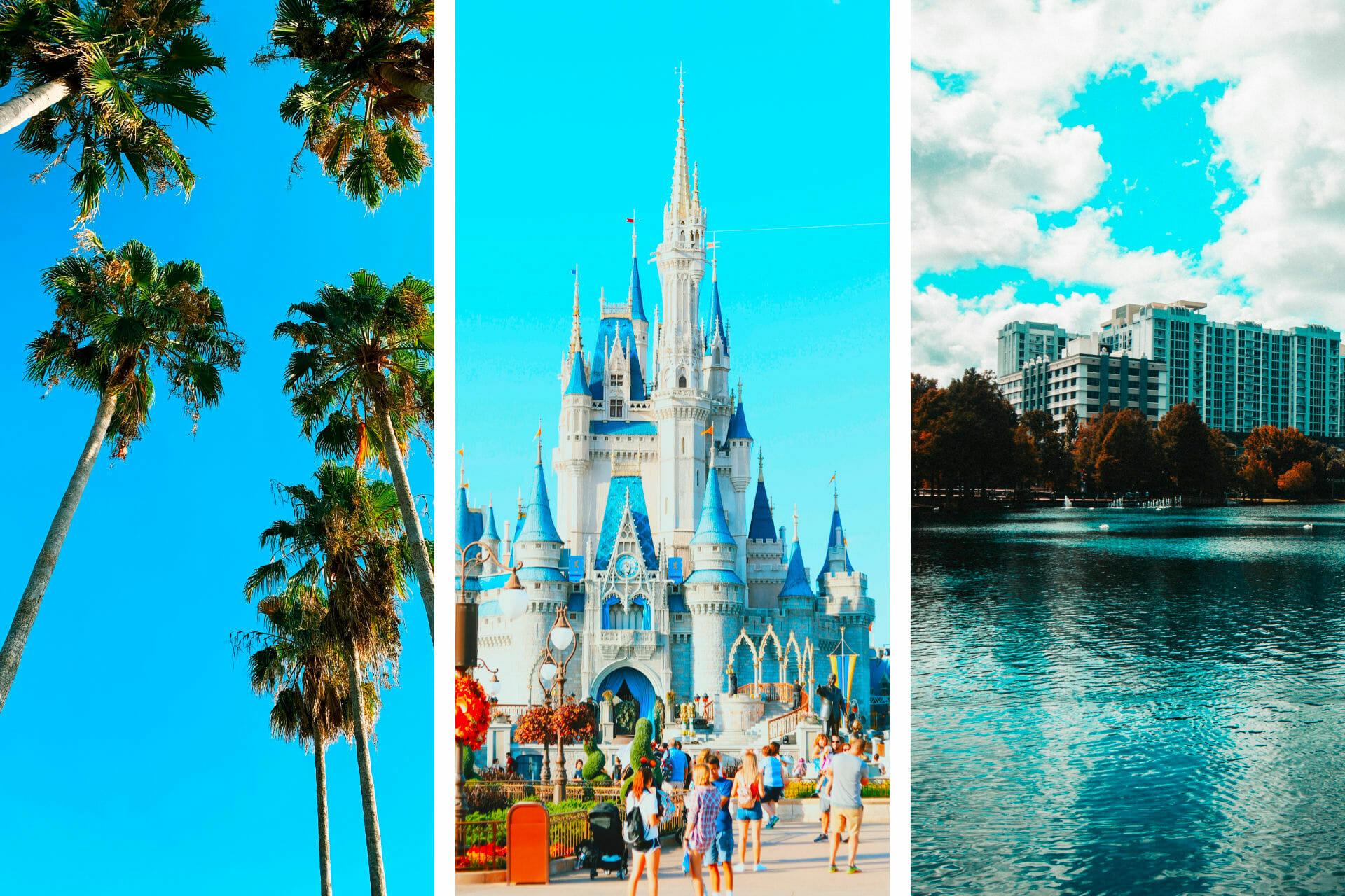 Best Ever Orlando Itinerary: 7 Days in Orlando (2021) via @allamericanatlas