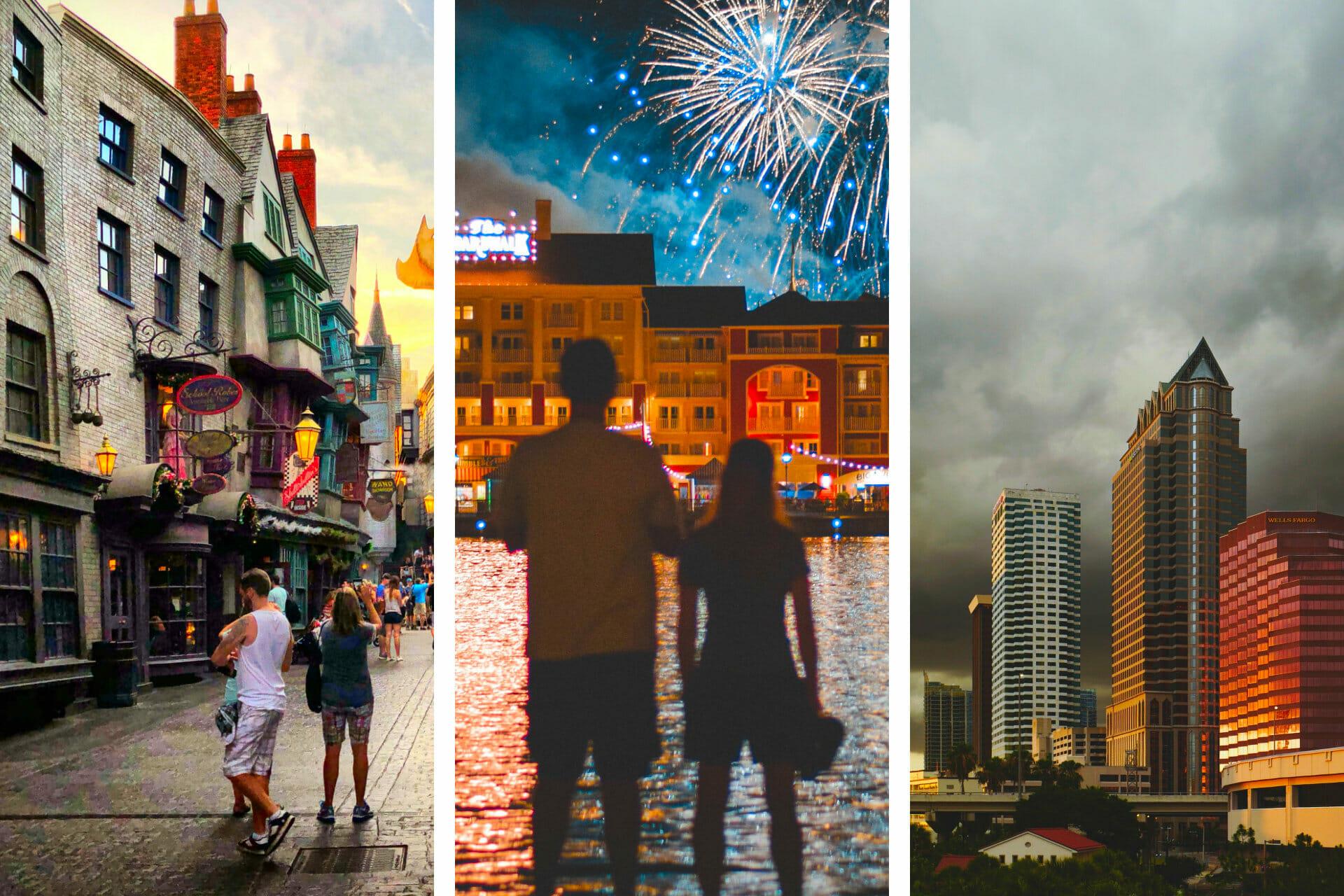 33+ Memorable Things to Do in Orlando at Night via @allamericanatlas