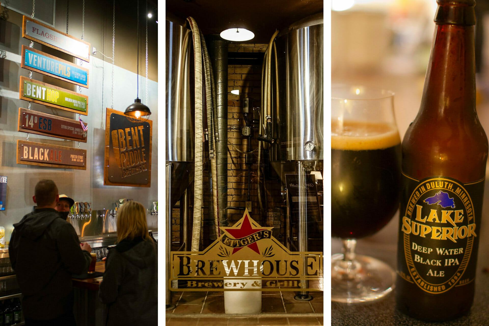 11+ Must-Visit Duluth, Minnesota Breweries (+ Cideries) via @allamericanatlas