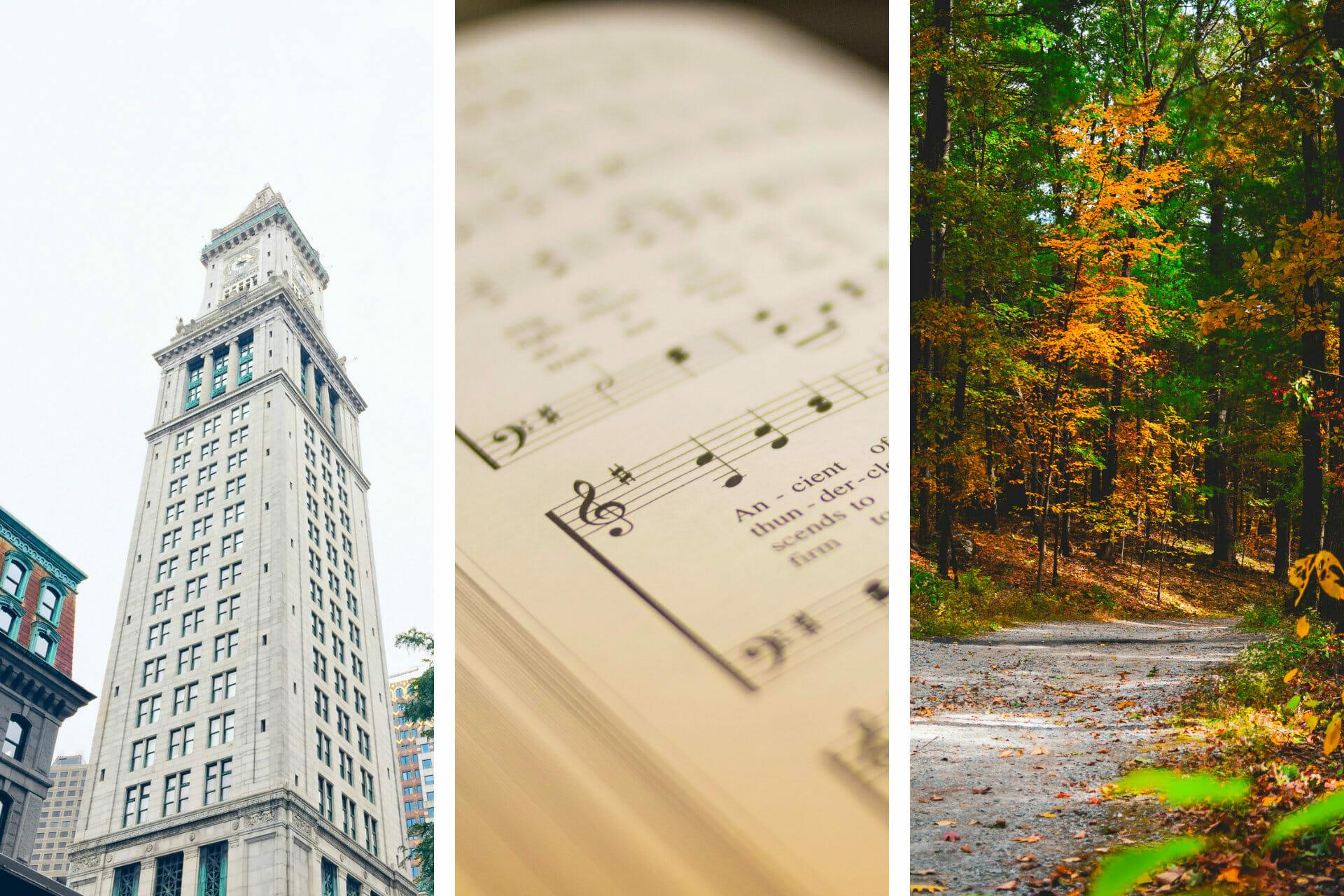 17+ Iconic Songs about Massachusetts to Make You Smile via @allamericanatlas