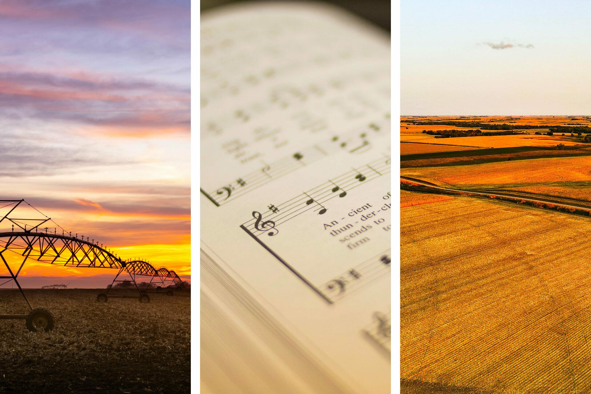 25+ Stunning Songs about Nebraska via @allamericanatlas