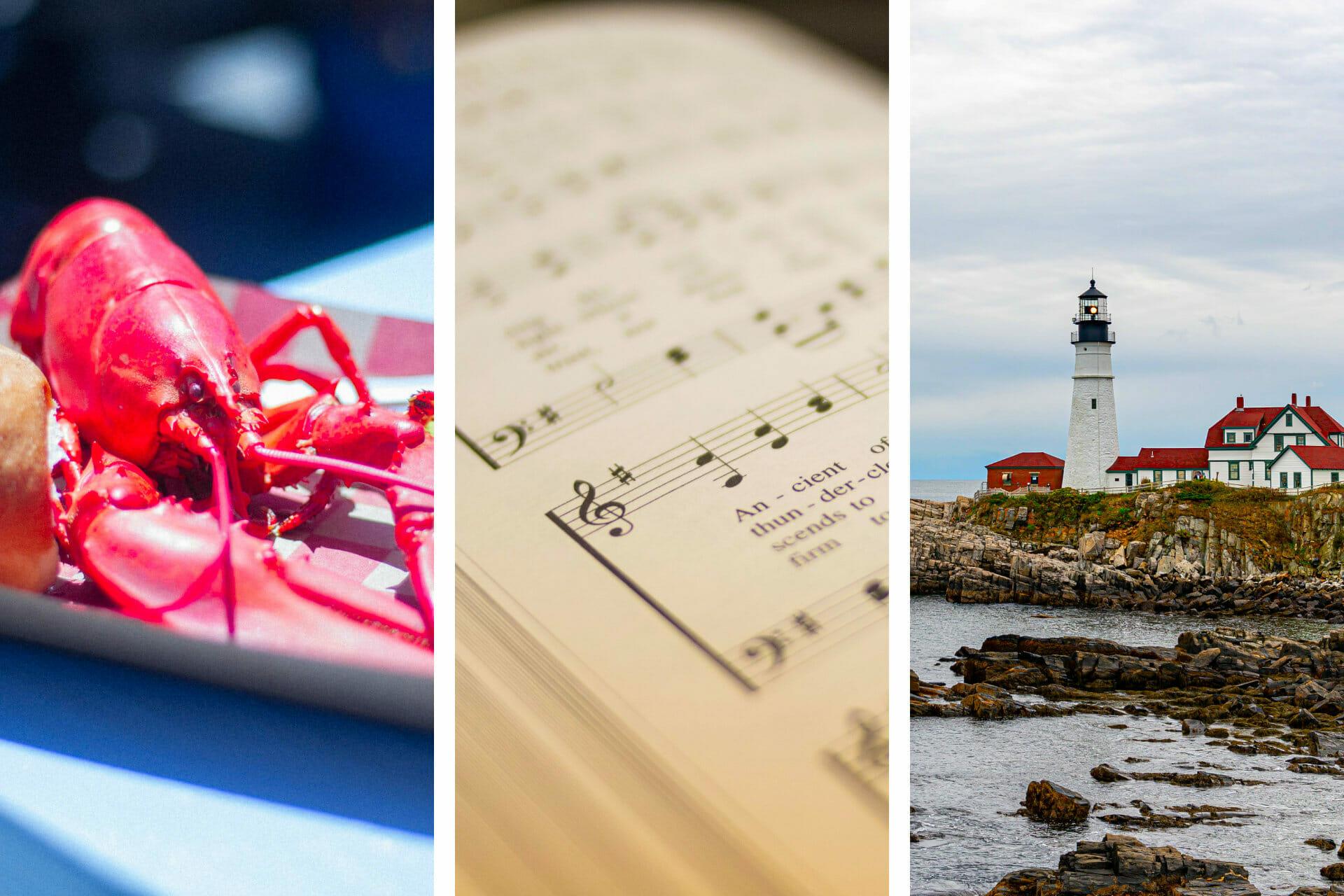 12+ Iconic Songs about Maine via @allamericanatlas