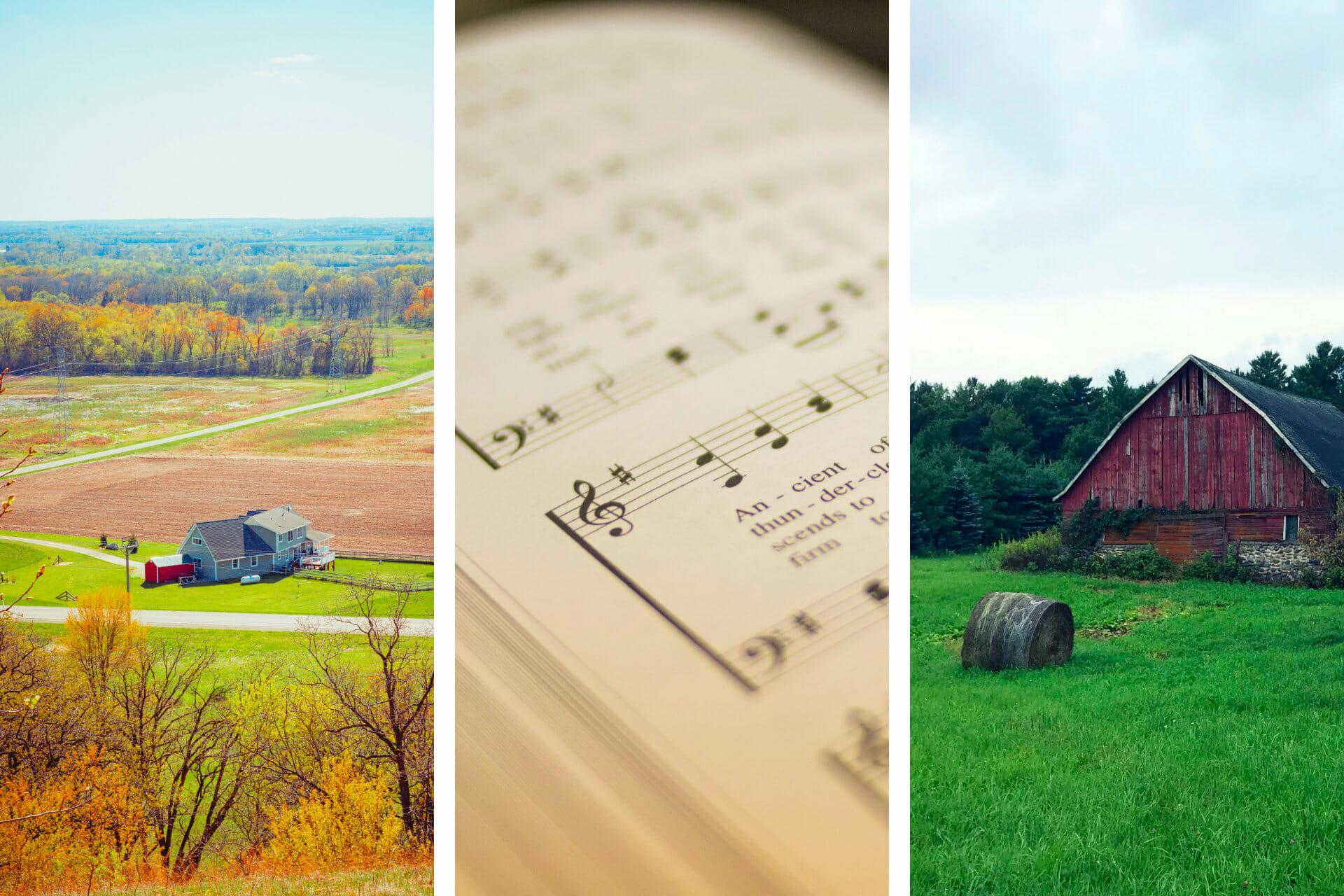15+ Memorable Songs about Wisconsin via @allamericanatlas