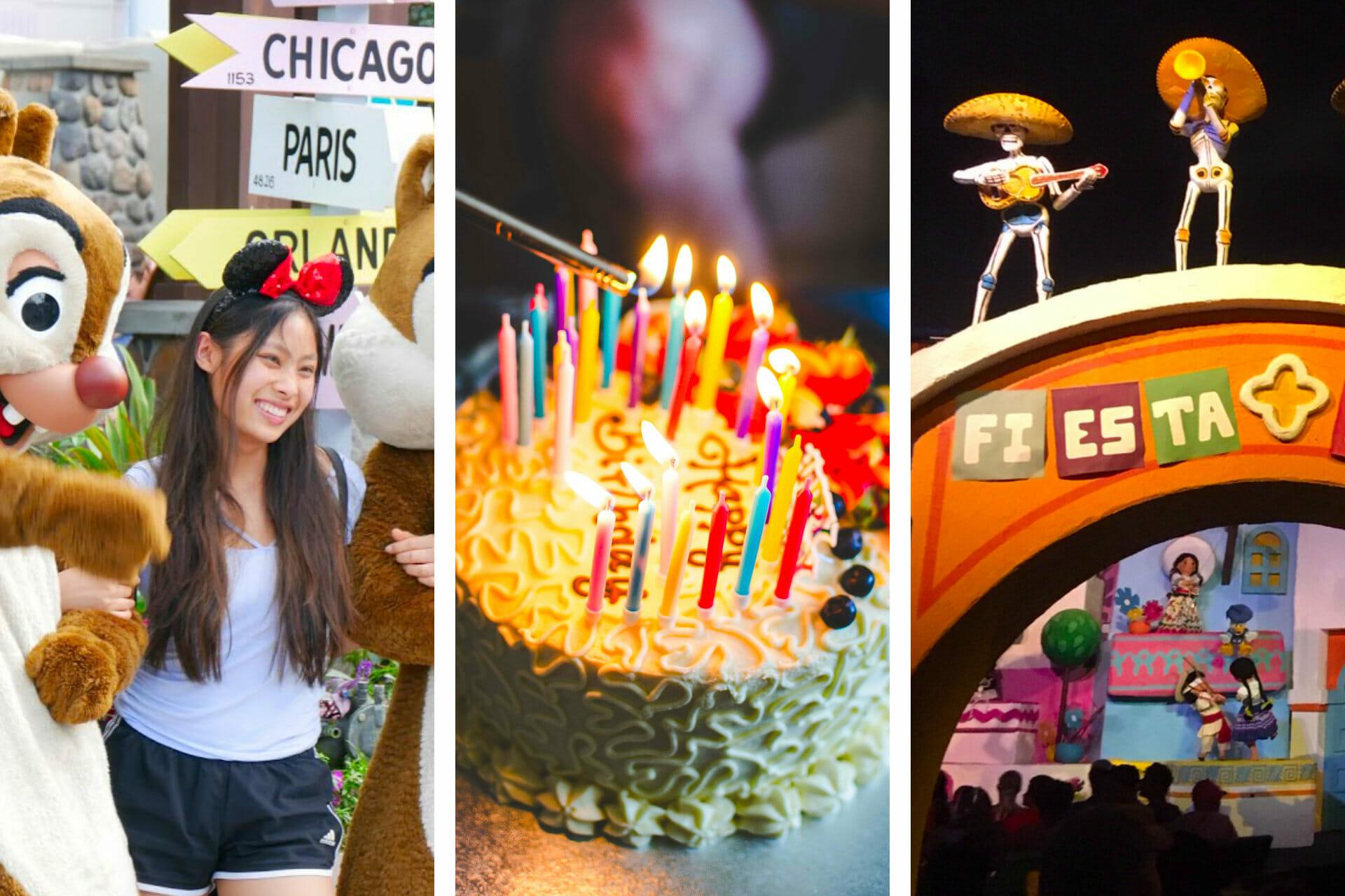 Celebrating a Birthday in Disney World 2021: the Ultimate (Fun) Guide via @allamericanatlas