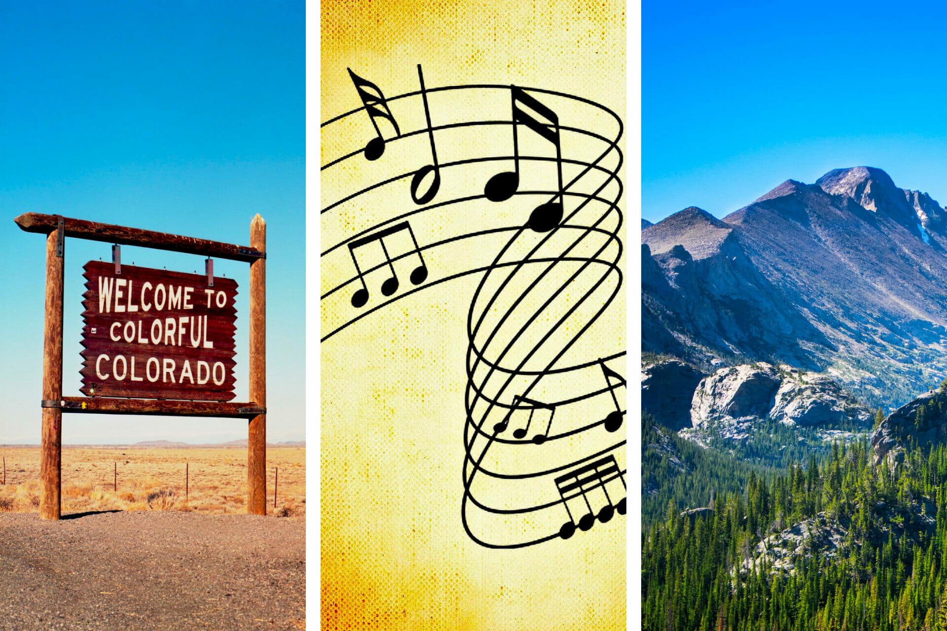 27+ Songs about Colorado to Give You That Mile High Feeling via @allamericanatlas