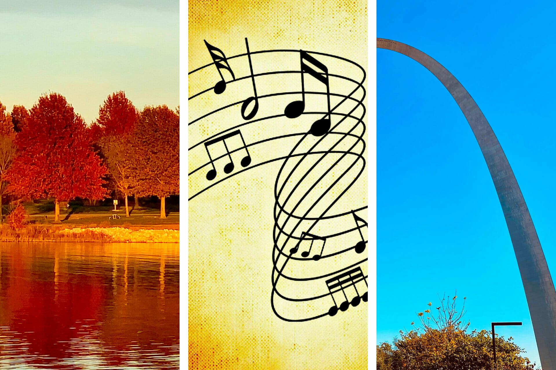 21+ Songs about Missouri to Brighten Your Day via @allamericanatlas