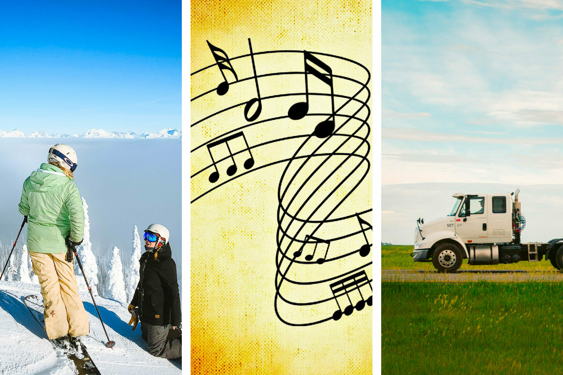 23+ Songs about Montana to Make You Wish You Were There via @allamericanatlas