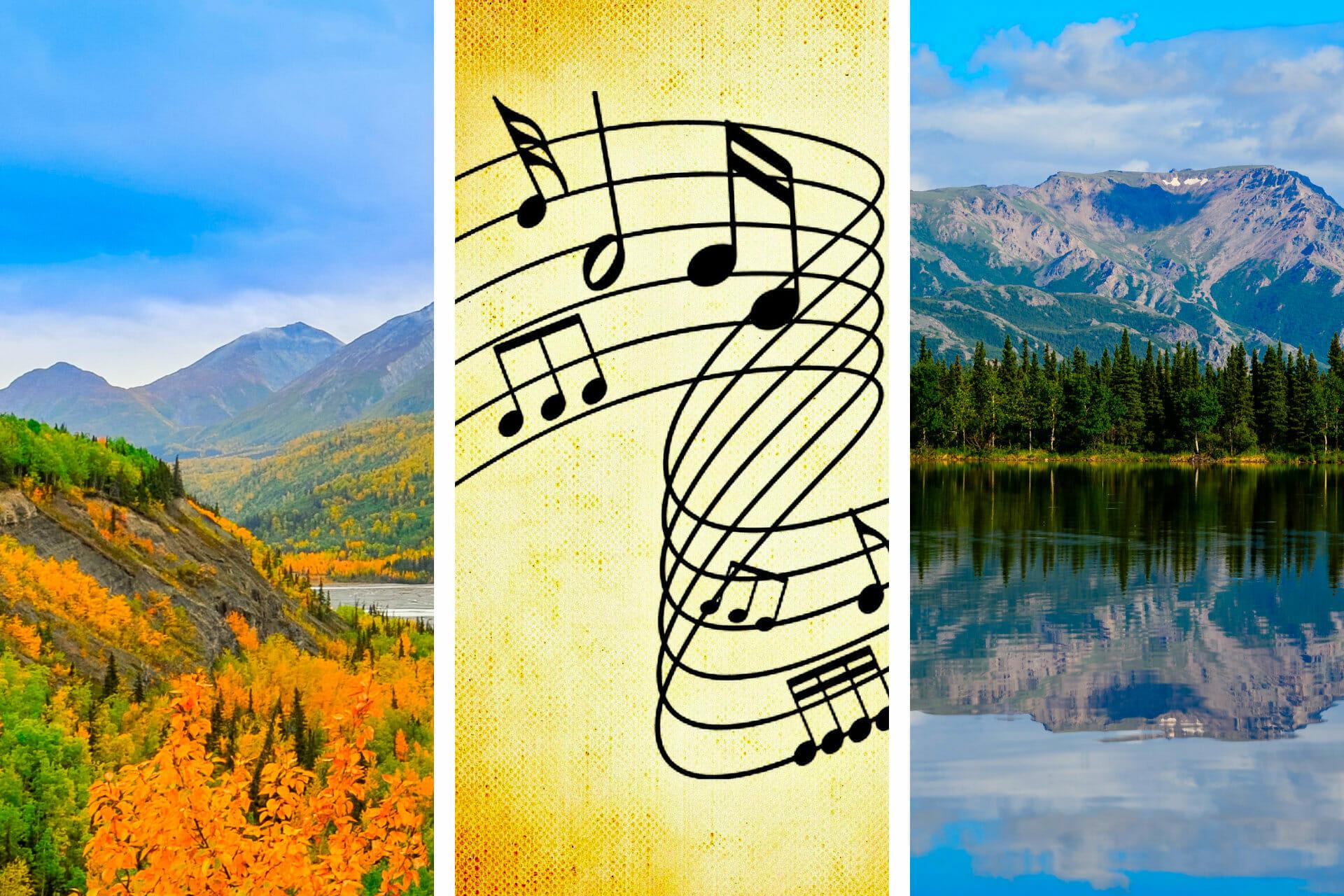 22+ Incredible Songs about Alaska to Fuel Your Wanderlust via @allamericanatlas