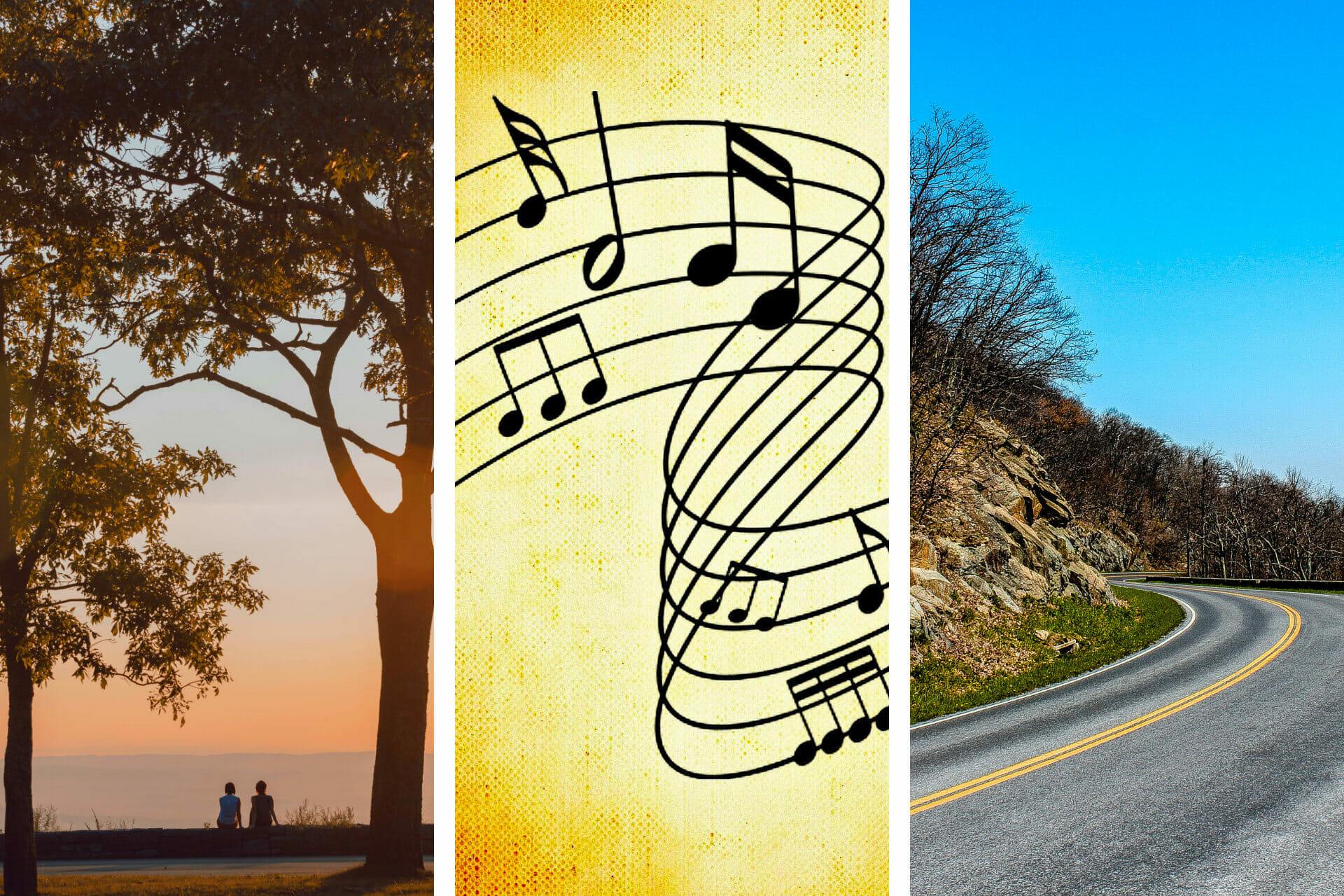 21+ Songs about Virginia to Touch Your Heart via @allamericanatlas