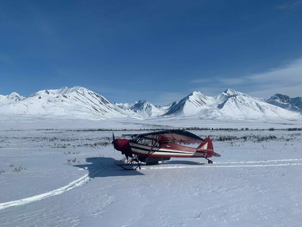 plane in wasilla alaska