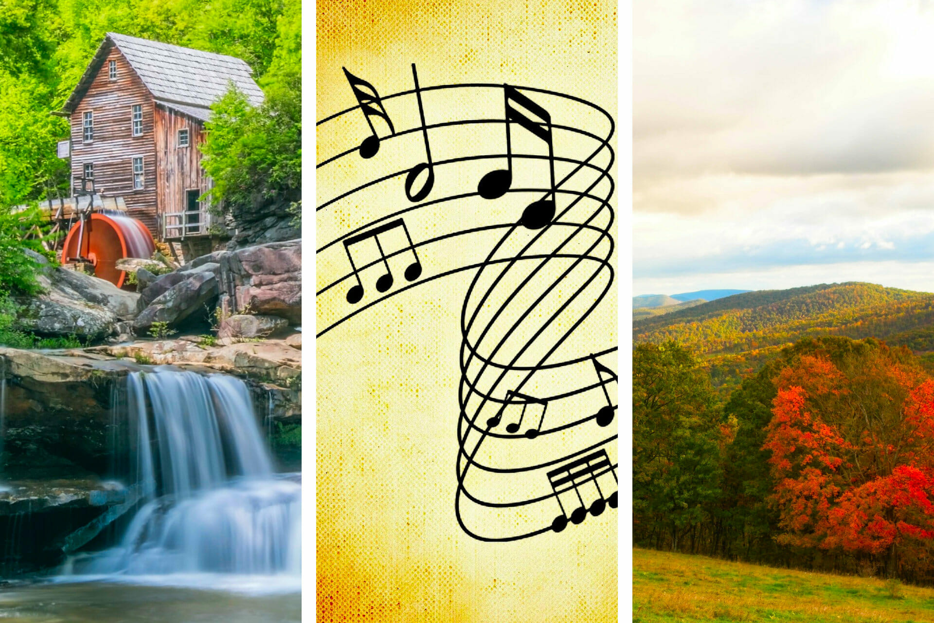 31+ Songs about West Virginia to Touch Your Heart via @allamericanatlas