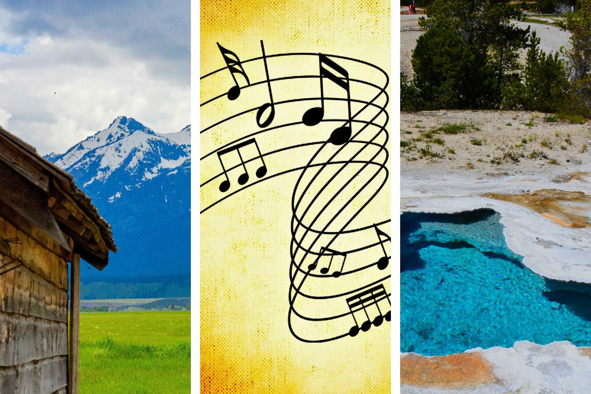 19+ Songs about Wyoming to Make You Nostalgic via @allamericanatlas