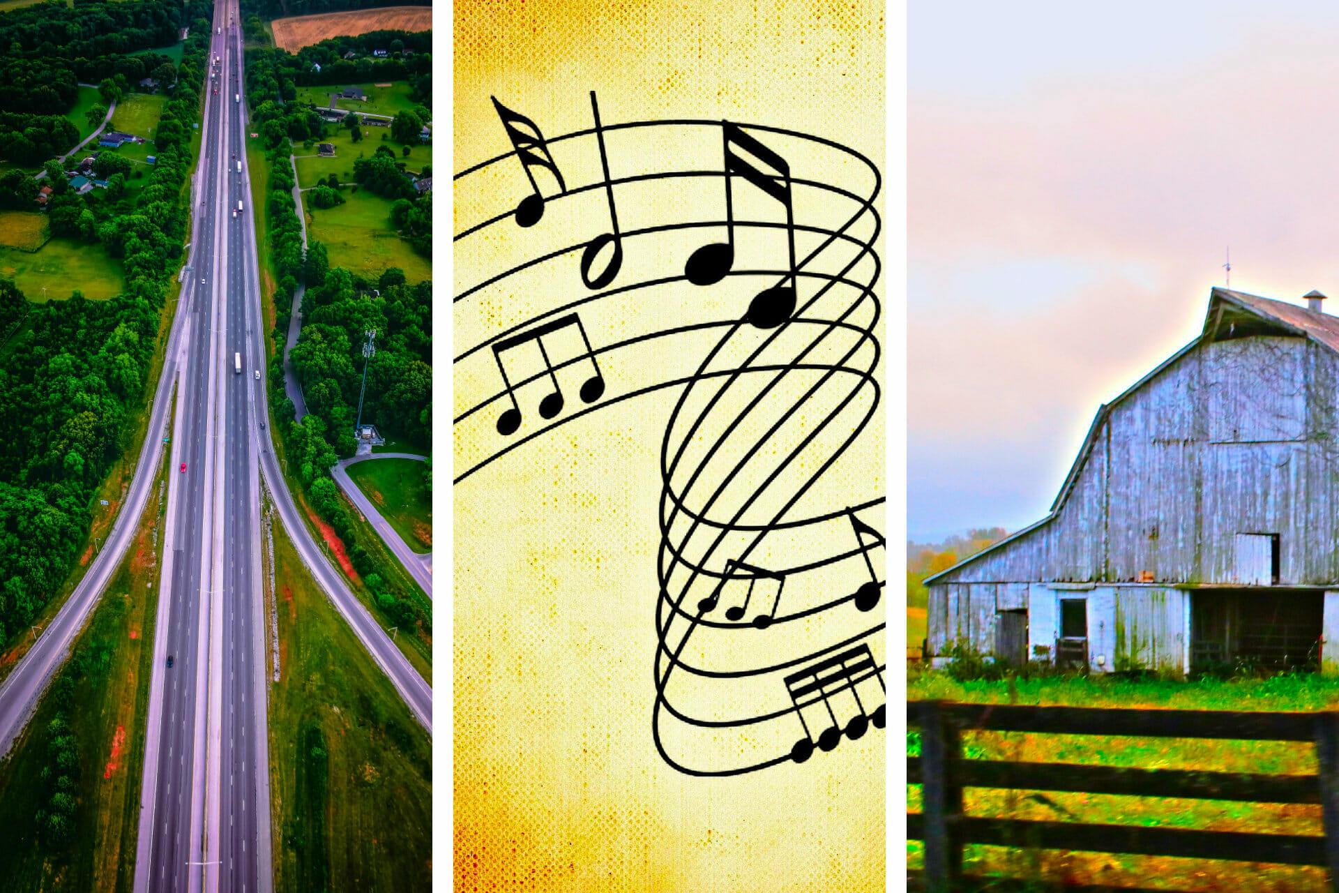 24+ Songs about Kentucky to Make You Feel at Home via @allamericanatlas