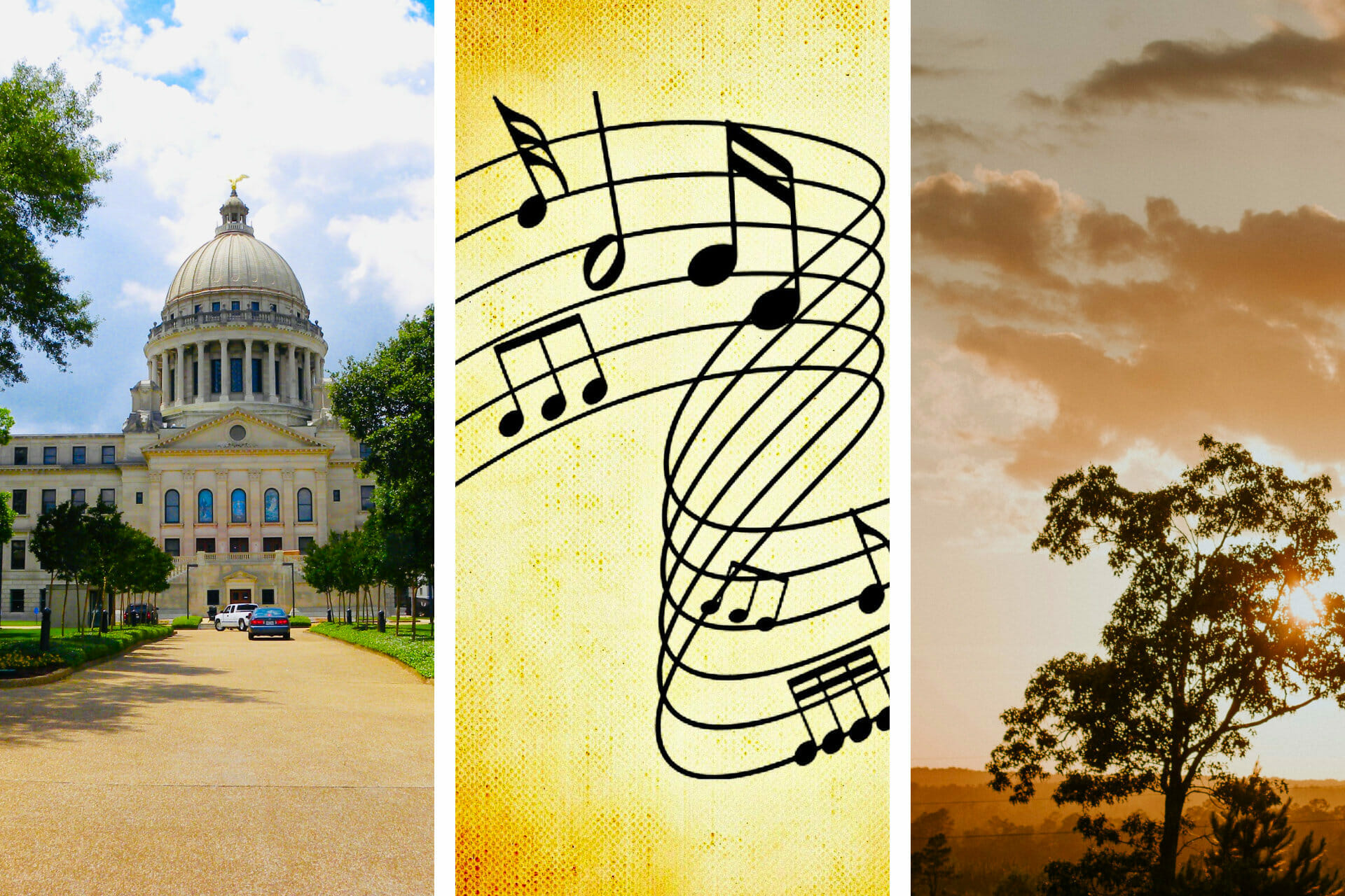 19+ Songs about Mississippi for the Ultimate Playlist via @allamericanatlas