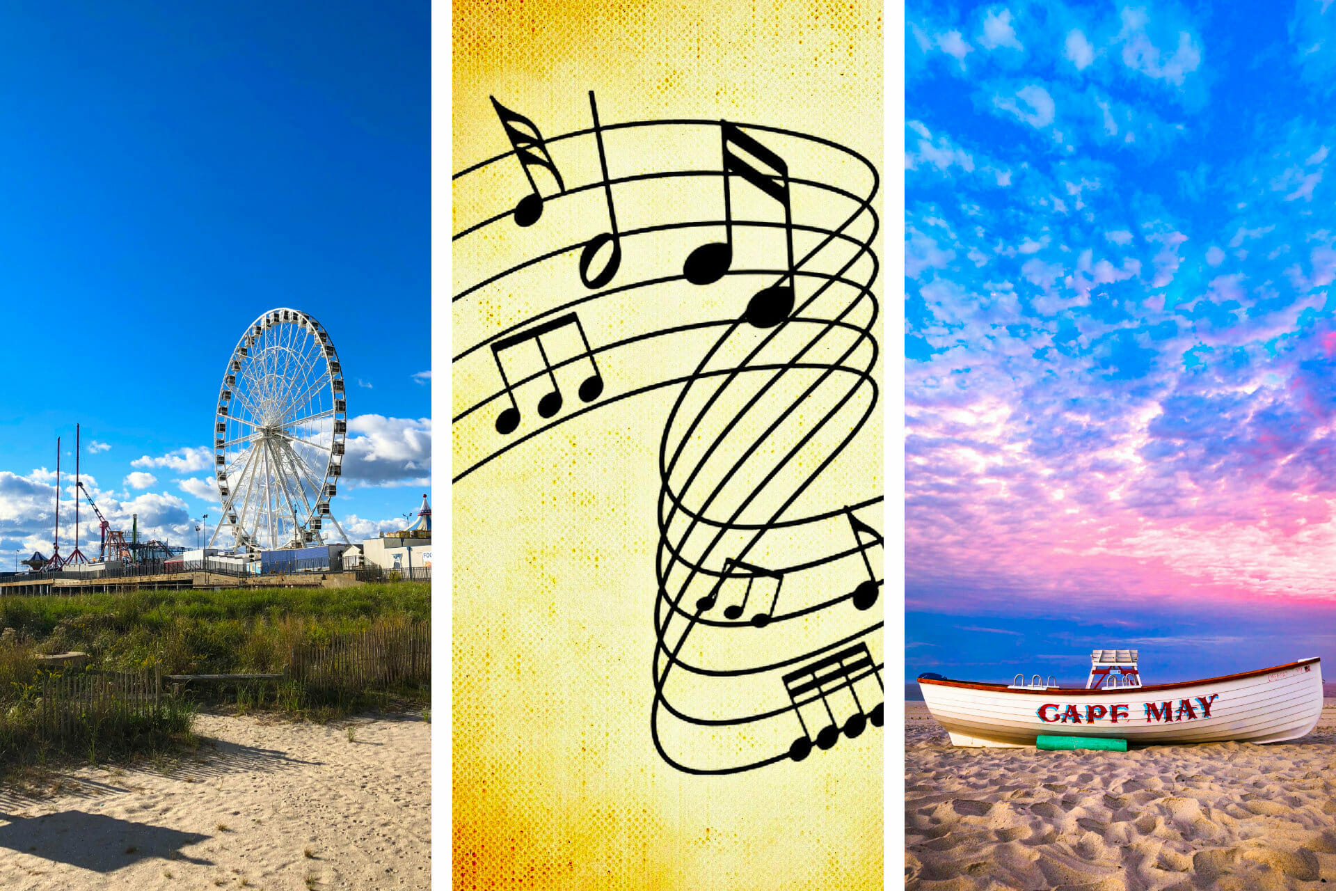 27+ Iconic Songs about New Jersey via @allamericanatlas