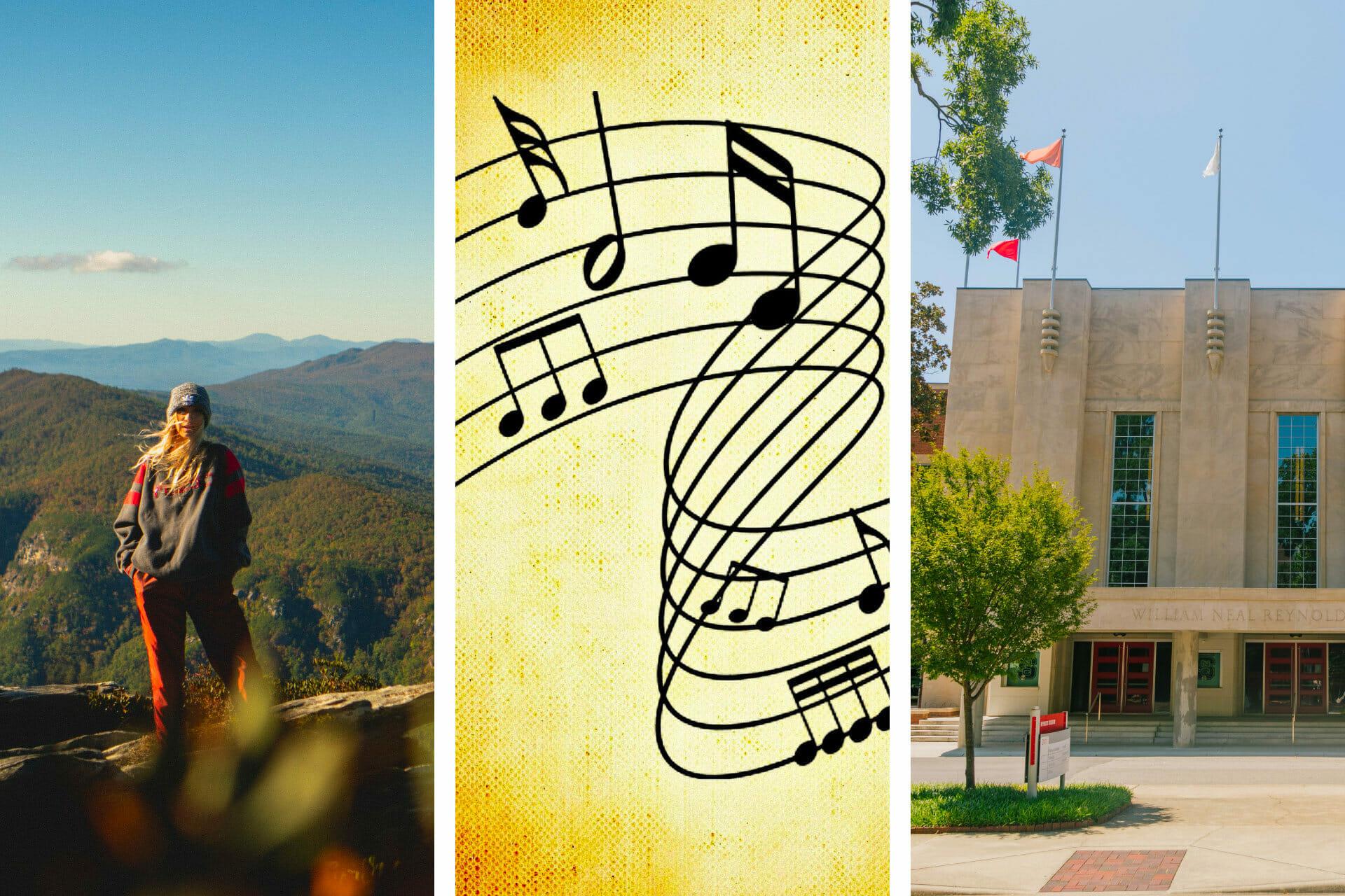 35+ Songs about North Carolina to Brighten Your Day via @allamericanatlas