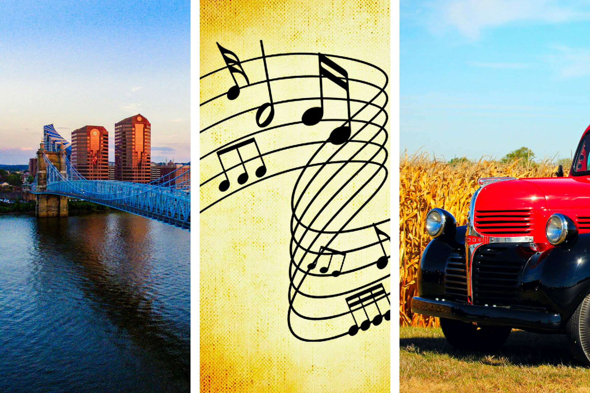 25+ Songs about Ohio to Brighten Your Day via @allamericanatlas