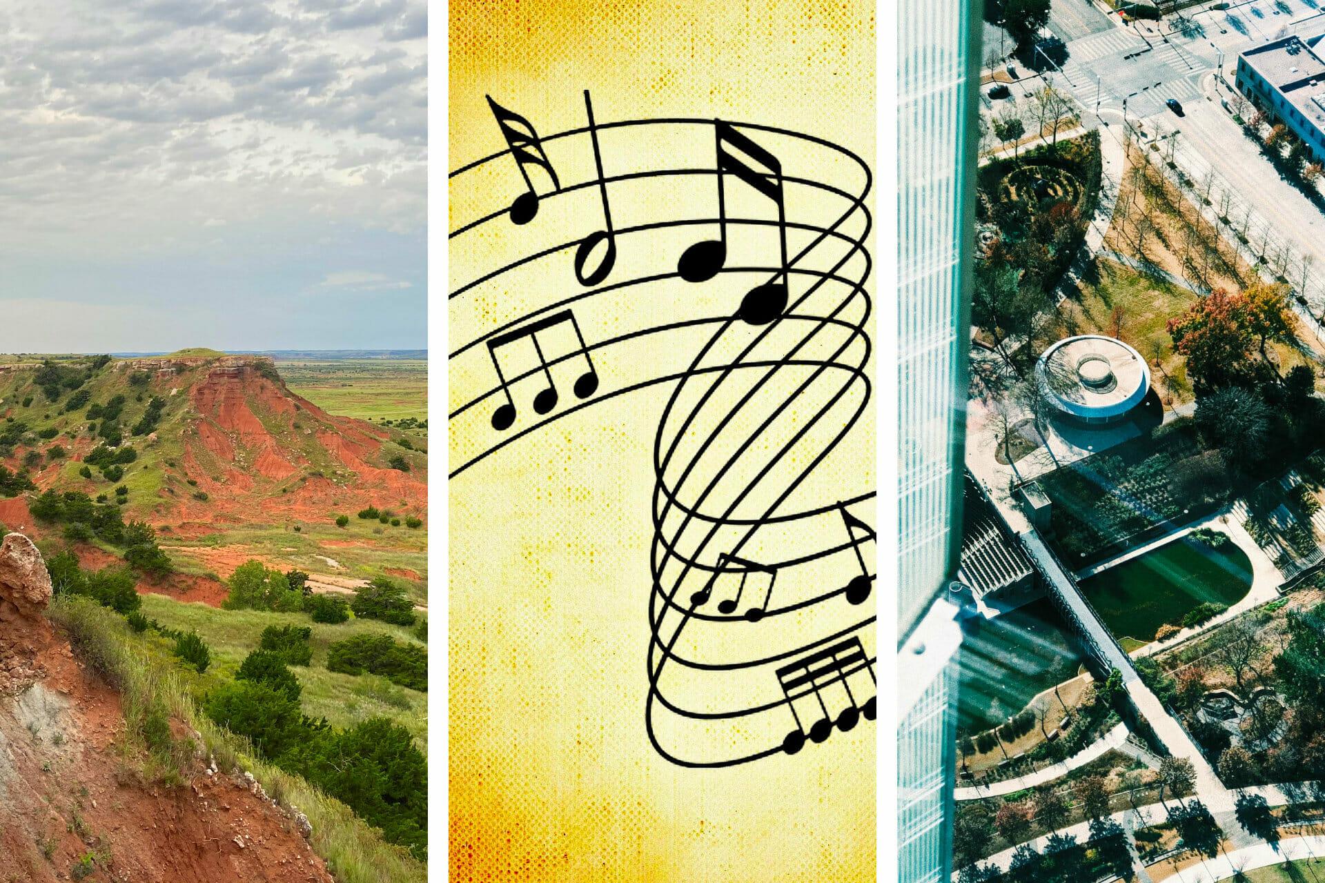 19+ Songs about Oklahoma to Make You Feel at Home via @allamericanatlas