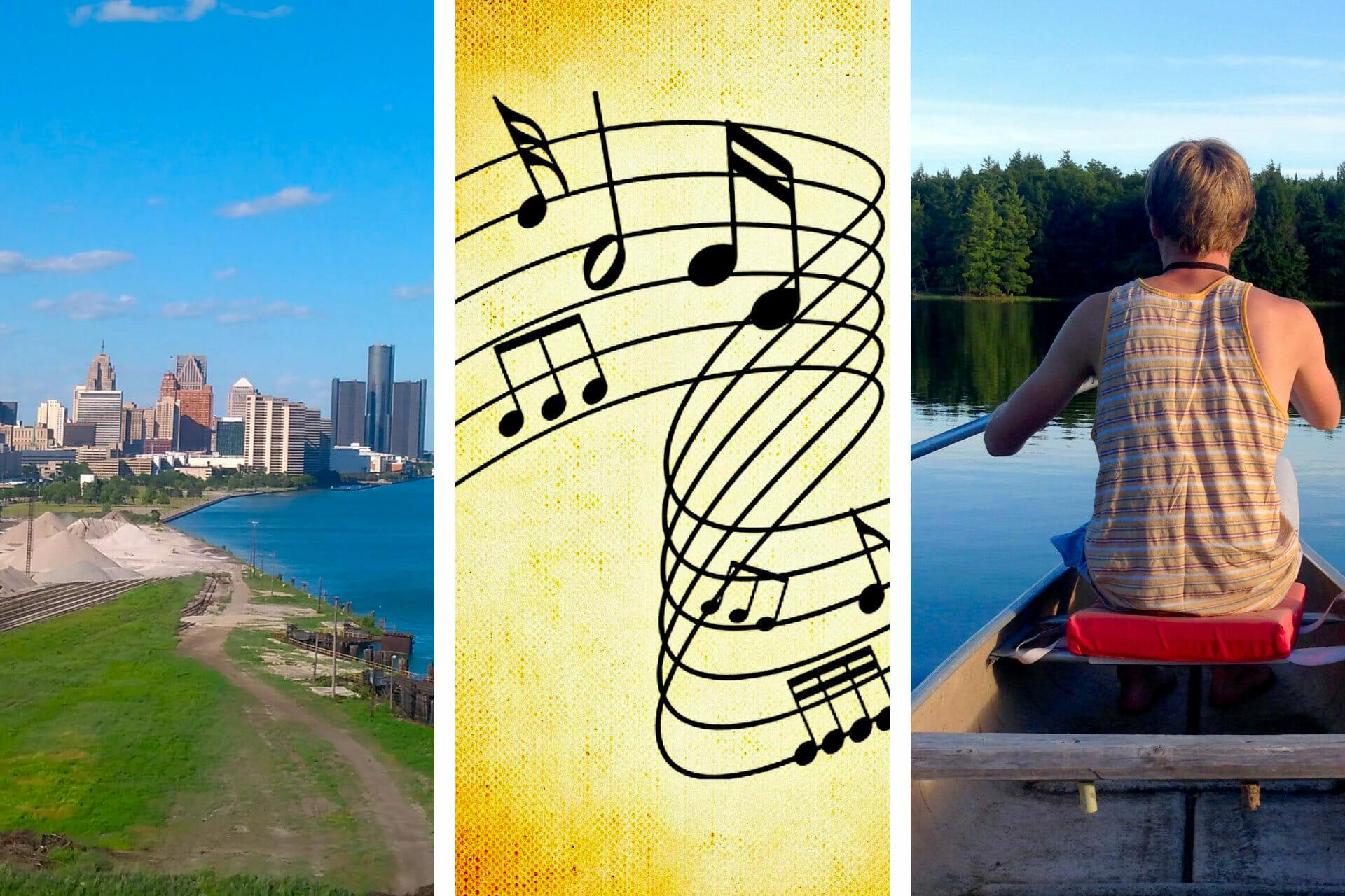 21+ Songs about Michigan (Iconic + Uplifting) via @allamericanatlas