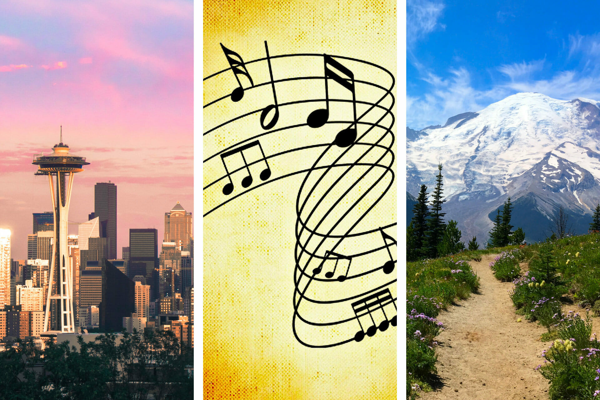 15+ Songs about Washington State to Touch Your Soul via @allamericanatlas