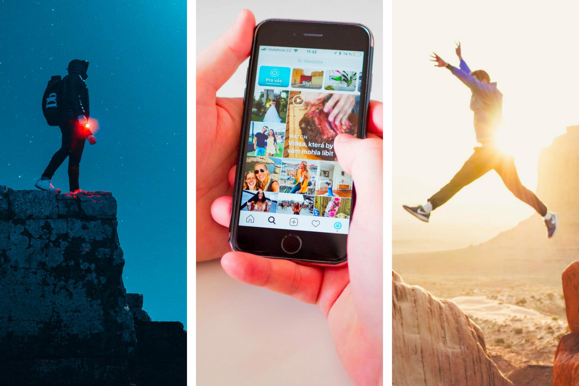 65+ Unique Adventure Instagram Captions for the Perfect Post via @allamericanatlas