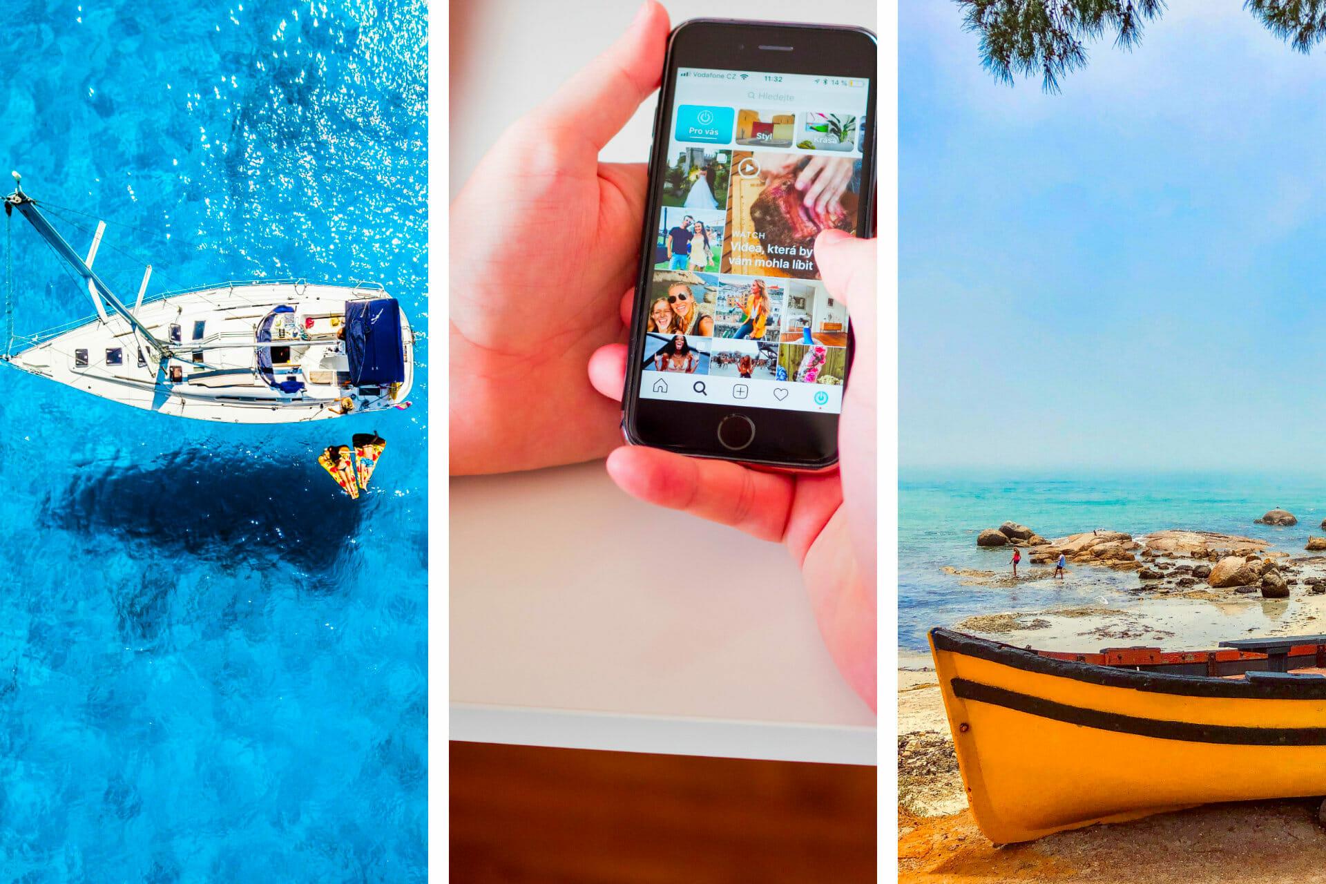 41 Unique Boat Instagram Captions for the Perfect Post via @allamericanatlas