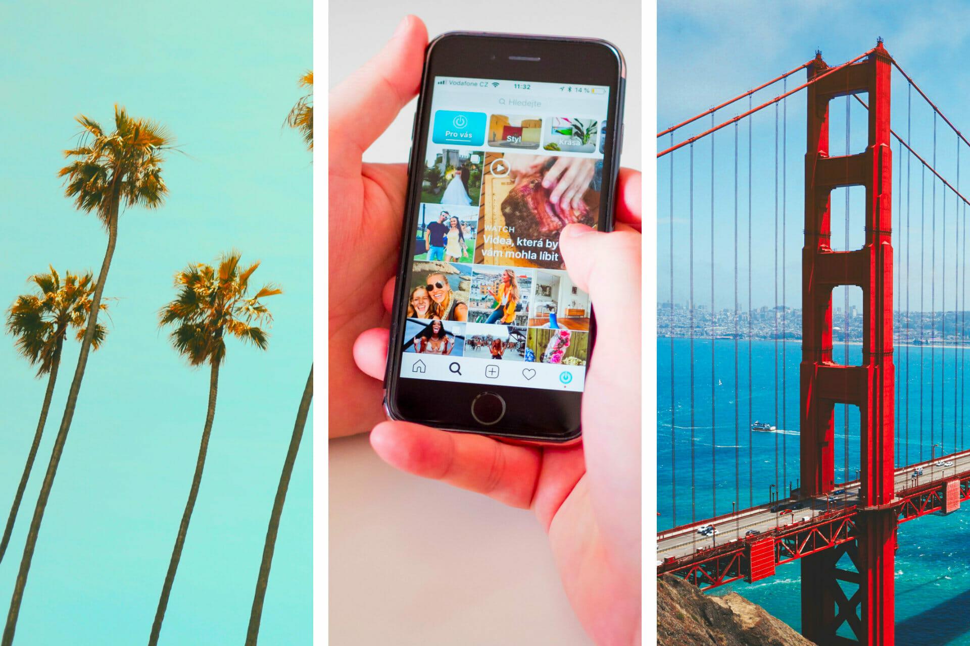 27 Unique California Instagram Captions via @allamericanatlas