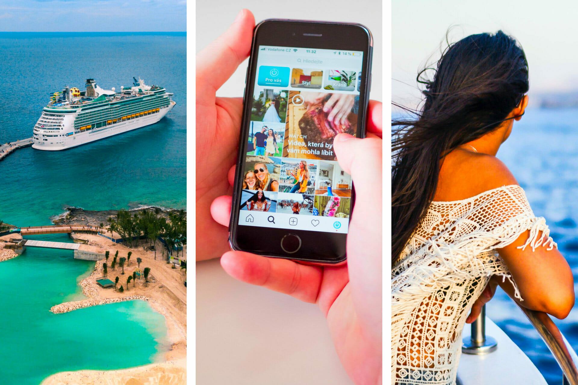 53 Unique Cruise Instagram Captions for the Perfect Post via @allamericanatlas