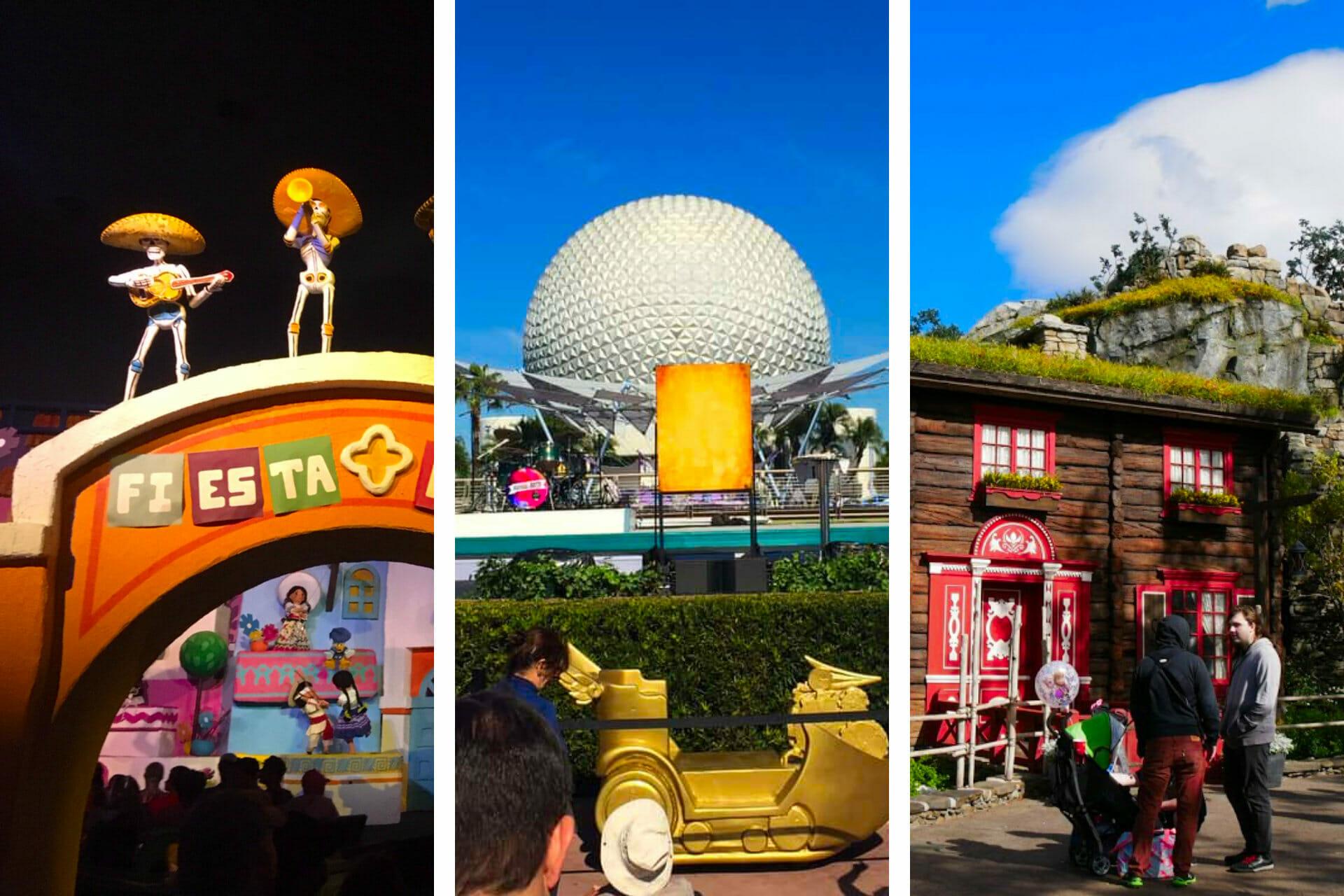 21+ Iconic Things to Do at Epcot (Disney World) via @allamericanatlas