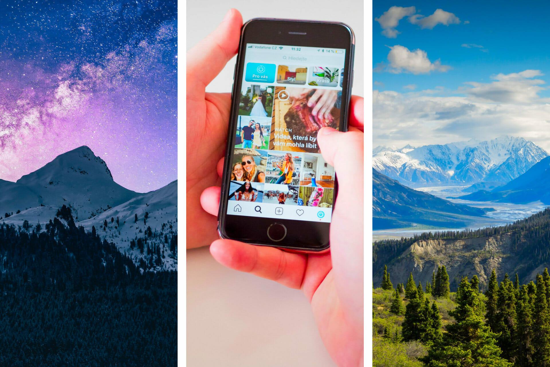 53 Inspiring Mountain Instagram Captions for the Perfect Post via @allamericanatlas