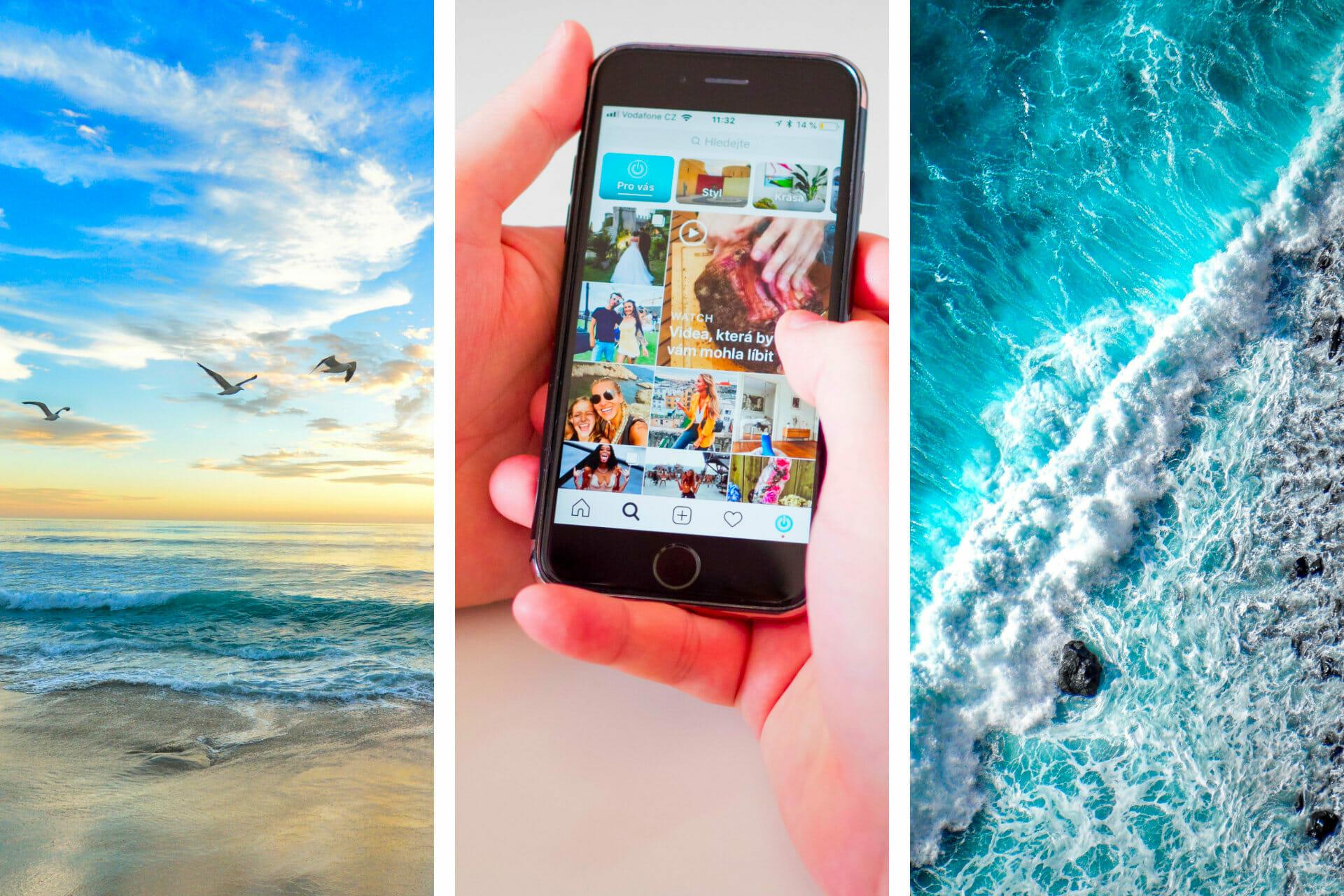 61 Inspiring Ocean Instagram Captions for the Perfect Post via @allamericanatlas