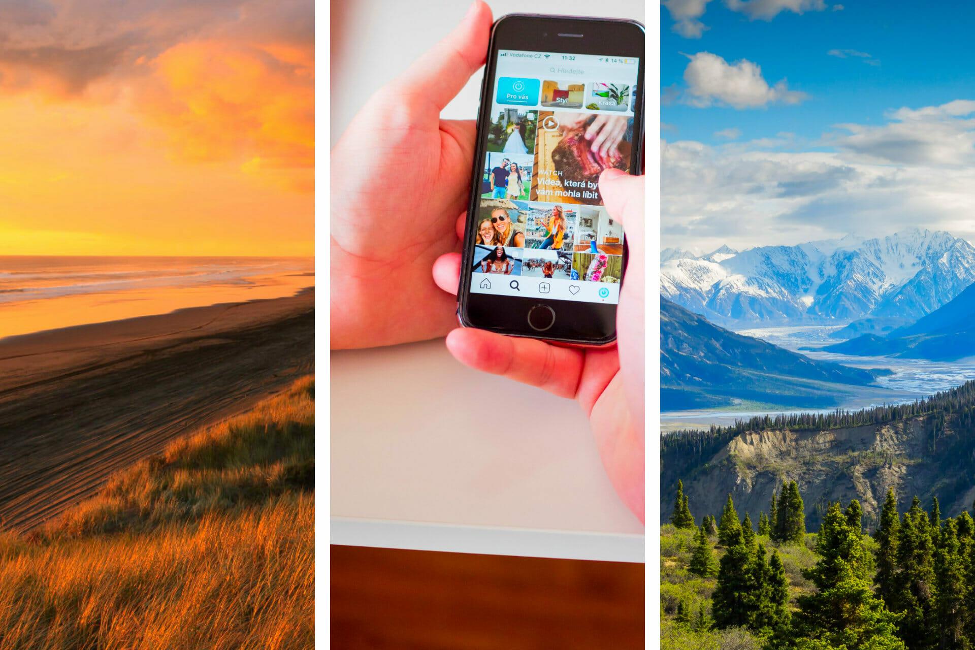 27 Scenery Captions for Instagram for the Perfect Post via @allamericanatlas